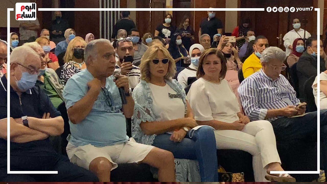 المخرج عمر عبد العزيز: حولت فيلم الشقة من حق الزوجة لكوميدى لأهمية القضية التى يتناولها  - نشر قبل 21 ساعة