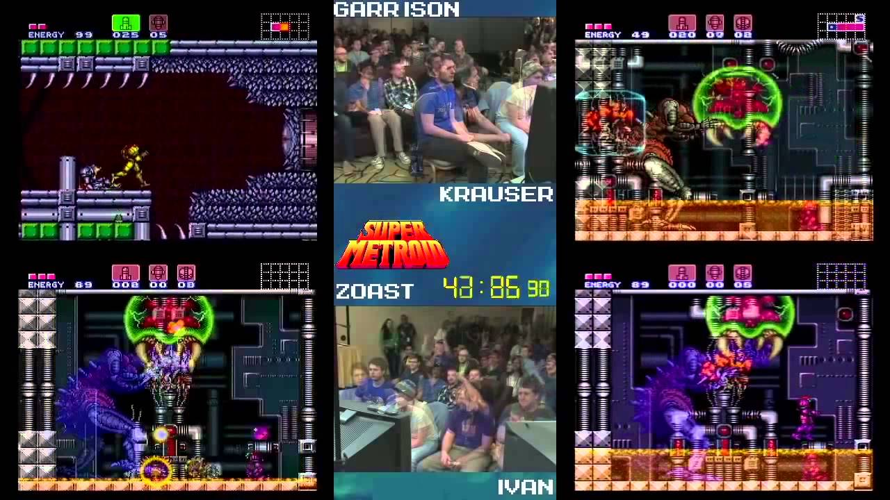 Awesome Games Done Quick Agdq 2015 Highlights Trailer