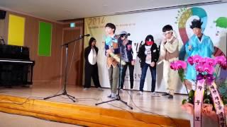 형남초 학예회 6-2 랩 신흥부전 (20141107)
