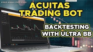 Acuitas Trading Bot - Backtesting Power with Ultra Bollinger Band Strategy - GETTING CLOSE!