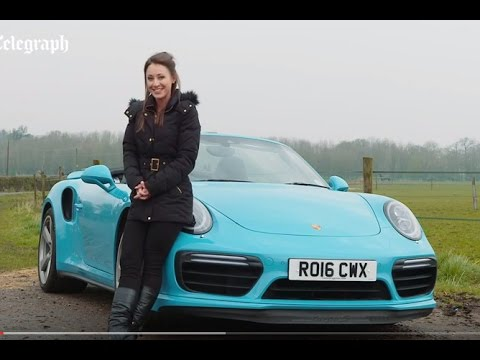 Porsche 911 Turbo S 2016 review | TELEGRAPH CARS