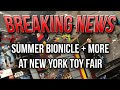 BREAKING NEWS: New York Toy Fair Pictures Surfacing!