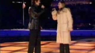 Video Charlotte Church & Josh Groban - The Prayer - Salt Lake 2002 download MP3, 3GP, MP4, WEBM, AVI, FLV Februari 2018