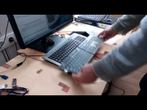 Клавиатура проводная A4Tech KV-300H USB (4711421846707)