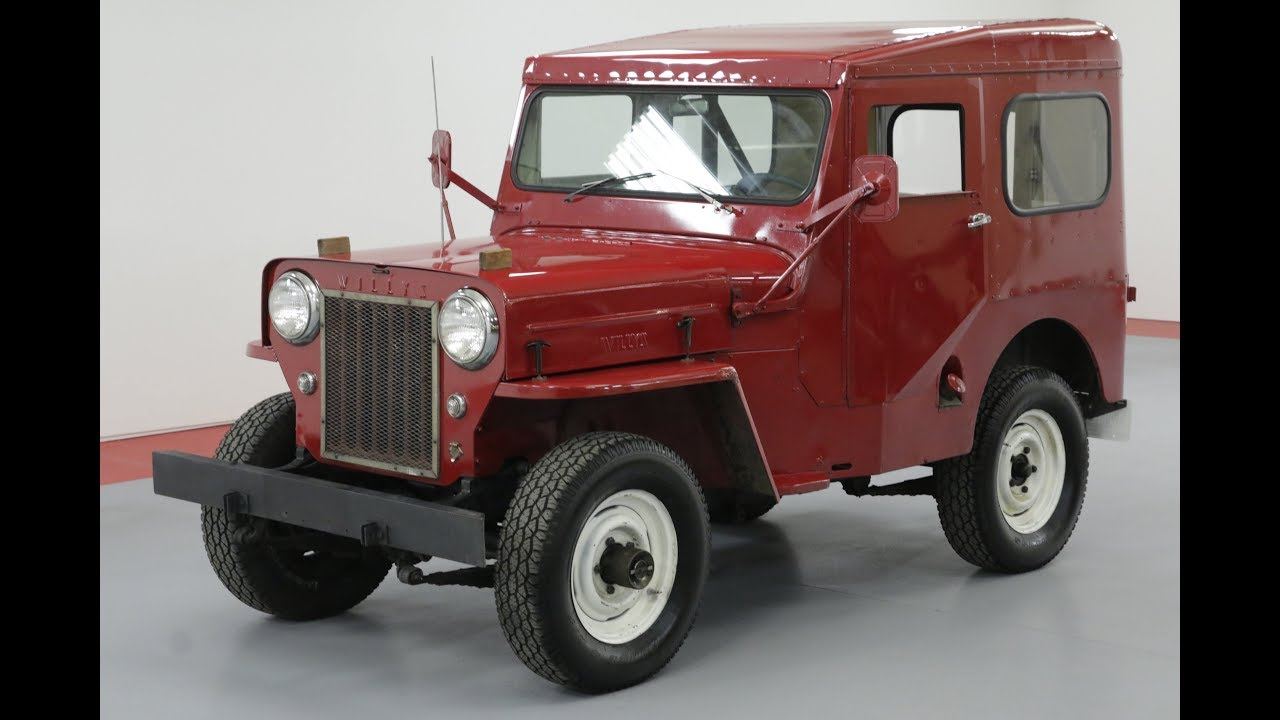 hight resolution of 1961 willys cj3b 4 cyl manual 4x4