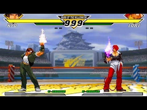 CAPCOM VS SNK 2 Special Intros