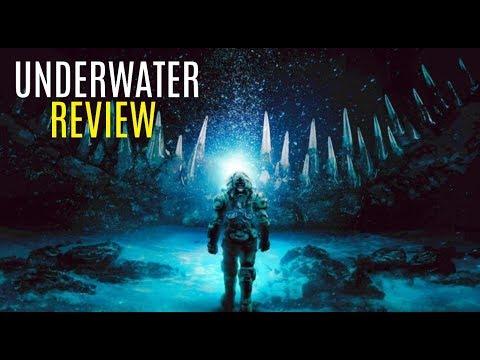 Underwater REVIEW - Lovecraft Meets Alien