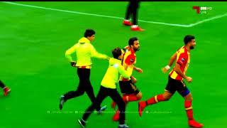 أهداف / الترجي الرياضي 3-2 النجم الساحلي / الدوري التونسي