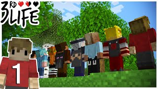 Grian plays Minecraft... With a TWIST: 3rd Life - Ep 1