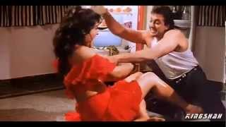 Kaash Tum Mujhse Ek Baar Kaho*HD*1080p Kumar Sanu (Aatish) Sanjay Dutt & Raveena Tandon