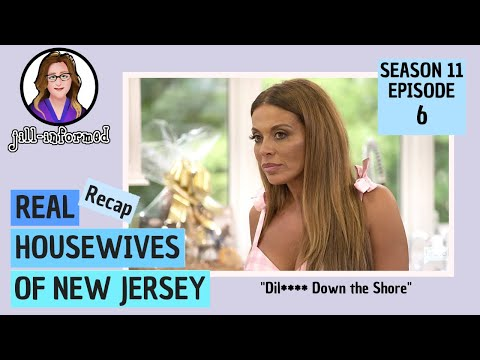 Real Housewives of New Jersey (Recap) Season 11 Episode 6 Bravo TV  (2021)
