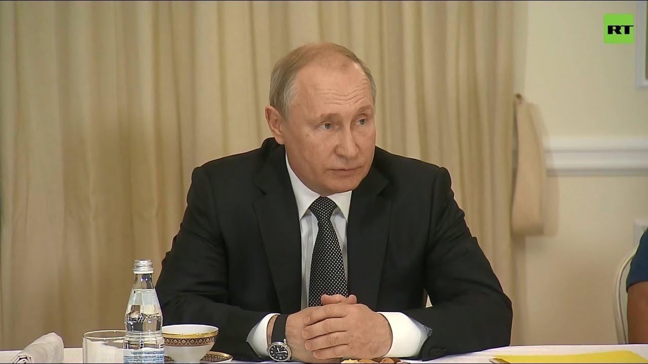 Путин встретился с родственниками погибших в Баренцевом море офицеров-подводников