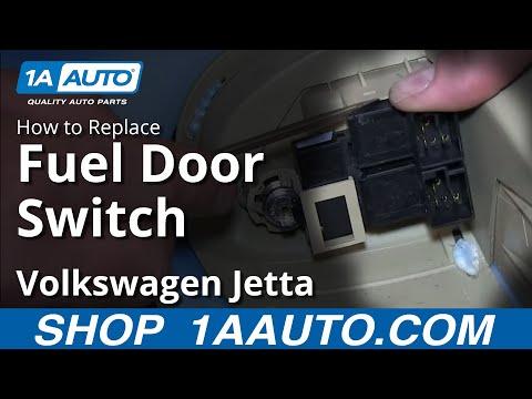 How to Replace Fuel Door Switch 00-05 Volkswagen Jetta