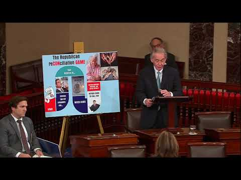 Sen. Markey Speaks Out Against Republican Tax Bill