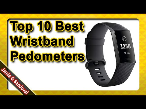 Top 10 Best Wristband Pedometers 2020