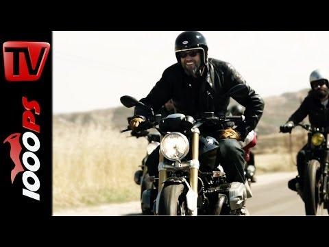 BMW R nineT - Soulfuel Trailer