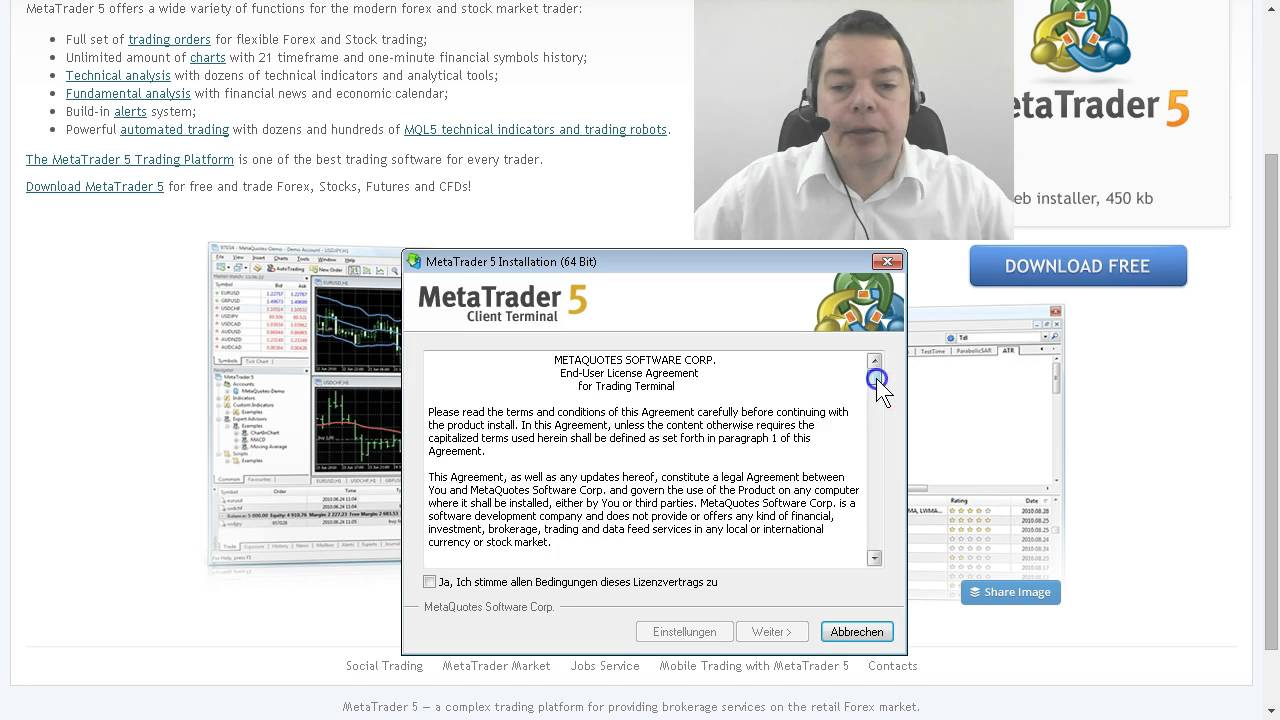 Metatrader 5 Mathe Mql 5 Roboter Software – Z-events