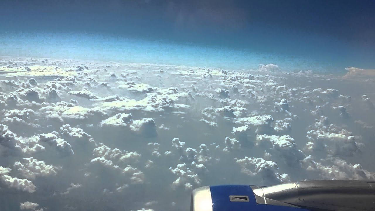 Airplane Sky View Feet Above Sea Level YouTube - Feet above sea level