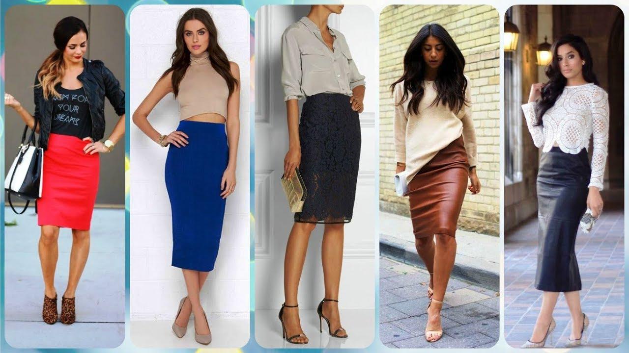 fe34fc713 Las modelos Top 20 de faldas largas de verano 2018 - YouTube