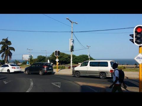 Maputo Beach Road, Avenida da Marginal (1)