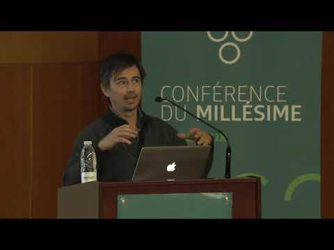 2019 Bordeaux Conference du Millesime   Thibaut Scholasch   Bilan climatique pendant l'hiver
