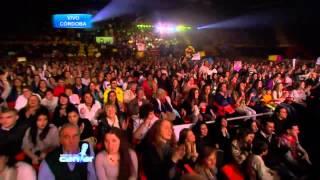 Soñando por cantar  - Nadia Bianchetti abrió la noche del martes