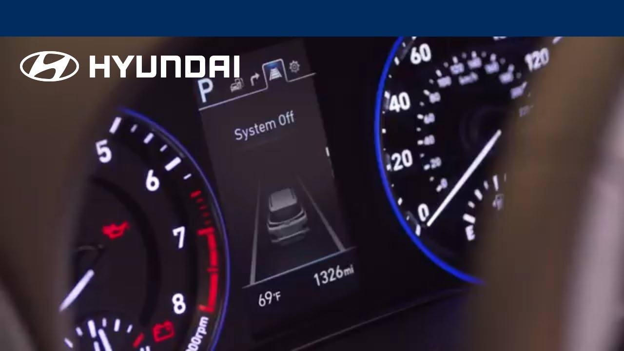 Instrument Cluster Display Features And User Settings I Hyundai