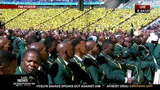 Motsepe Foundation hosts 2019 National Day of Prayer at FNB stadium