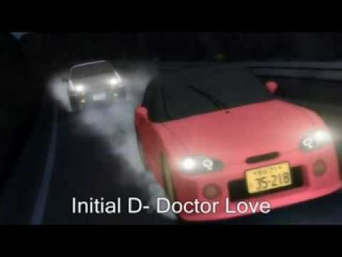 Initial D- Doctor Love