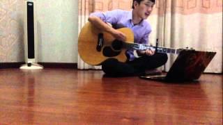 [Sơn Tùng MTP] Âm Thầm Bên Em Guitar Cover