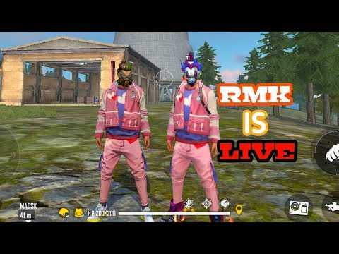 FREE FIRE LIVE TAMIL STREAM | RUSH GAMEPLAY WITH #RMK