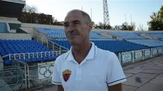 МФК Кристал Херсон - МФК Металург Запоріжжя 4-1. Коментар Олега Тарана