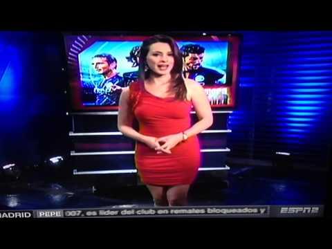 Kary Correa descuido tv