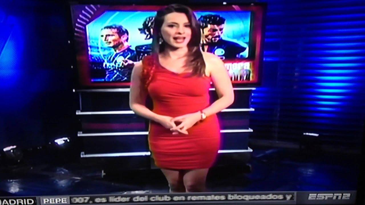 Kary Correa descuido tv  YouTube