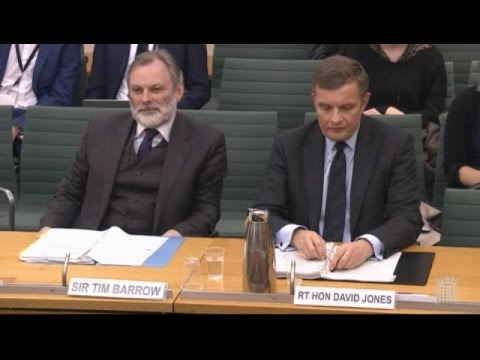 Committee looking hard at Brexit