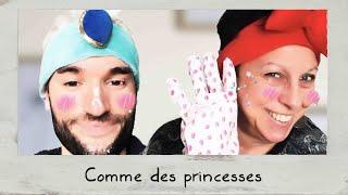 COMME DES PRINCESSES - Le Journal de Brice