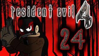 [LP] Resident Evil 4 #24 - L