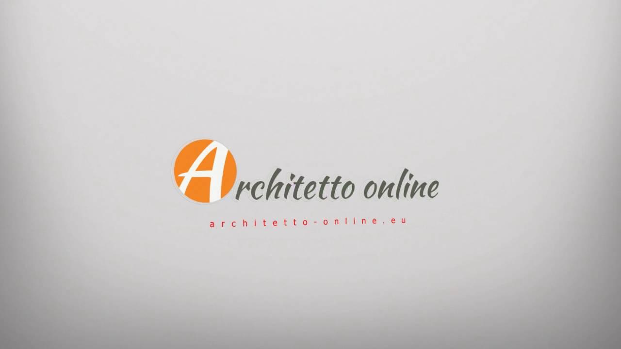 Progettare casa online - Architetto Online - YouTube
