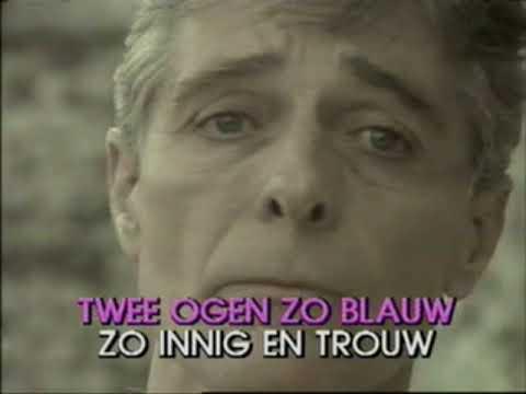 Willy Derby  - Twee ogen zo blauw ( KARAOKE ) Lyrics