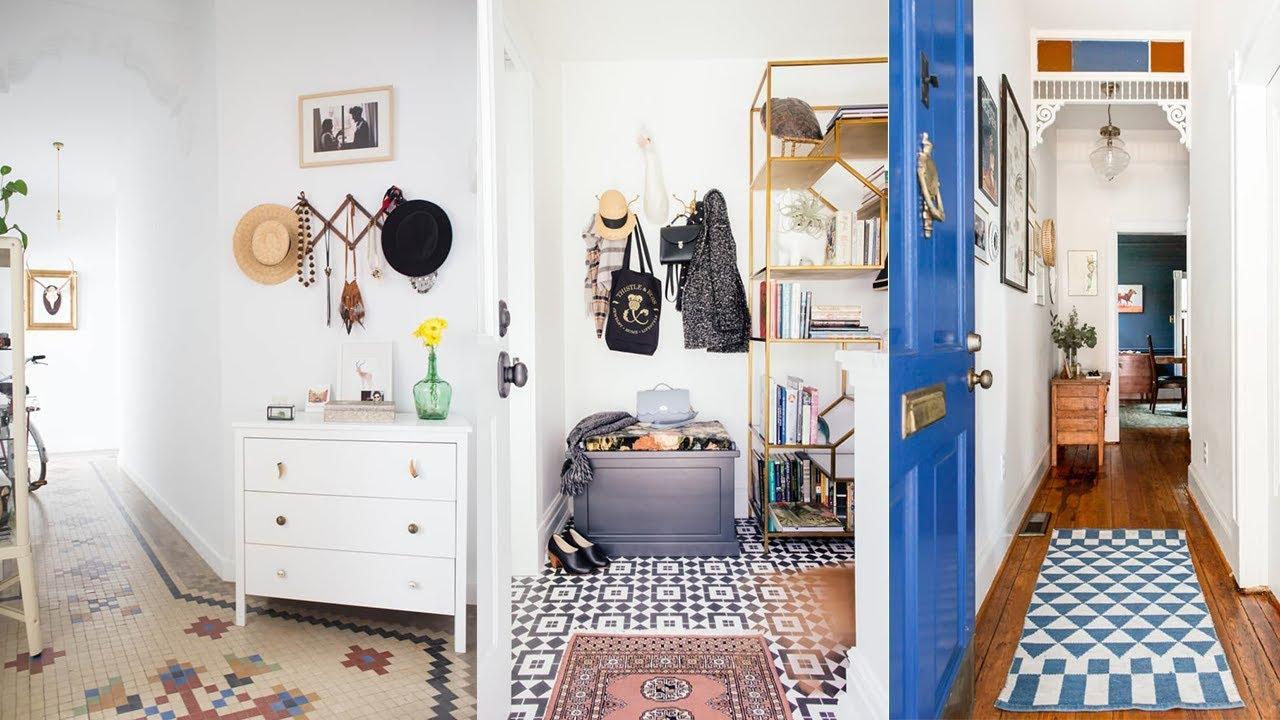 Ikea Small Entryway Decorating Ideas Youtube
