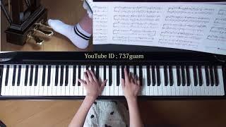 使用楽譜;ぷりんと楽譜・上級 採譜者:内田美雪 2017年12月3日 録画.