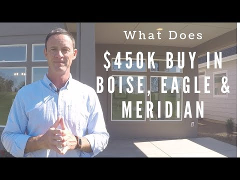 Find Out What $450k Will Buy In Boise, Meridian, & Eagle Idaho
