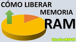 TUTORIAL - CÓMO LIBERAR MEMORIA RAM (WINDOWS VISTA) (WINDOWS 7) [USKOKRUM2010]