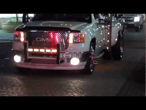 Extrem Custom GMC Sierra Pickup Truck - Dubai Marina