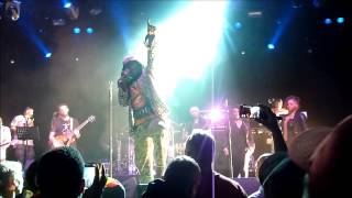Alpha Blondy & the Solar System live ,Reggae Central,Bibelot,Dordrecht,15 05 2014