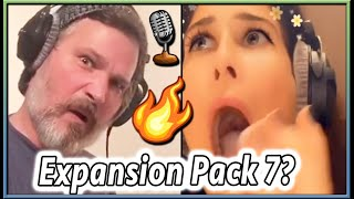 EXPANSION PACK 7 VA RECORDING IN-PROGRESS?   The Sims Info/Thoughts