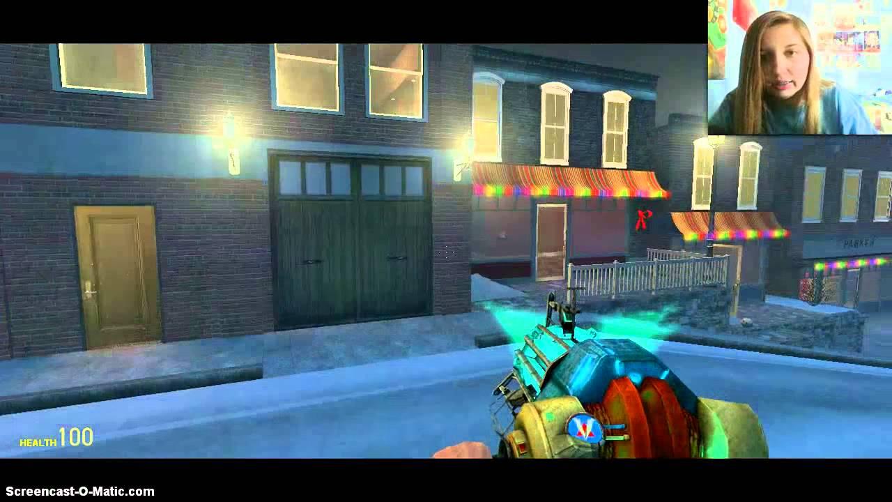 Gmod Frozen NPCs/Ragdolls! (Garry's Mod)