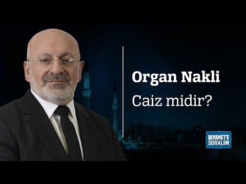 Organ Nakli Caiz midir?