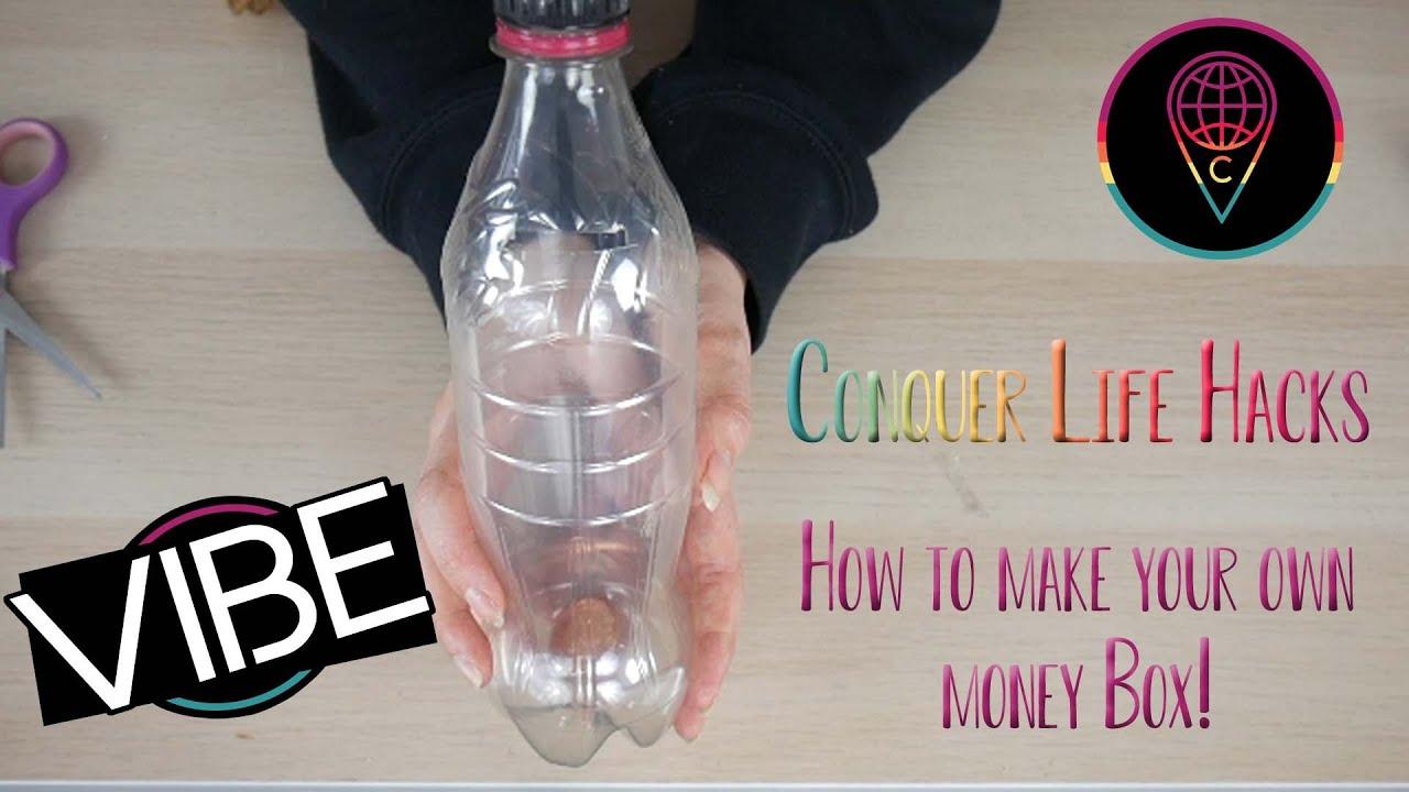 Conquer Life Hacks: Money Box
