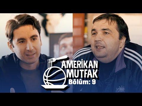 NBA'de Play-Off Nasıl Başladı? | Amerikan Mutfak #9